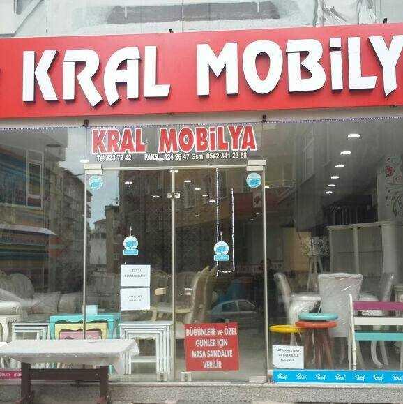 kral mobilya ordu fatsada 2 el esya