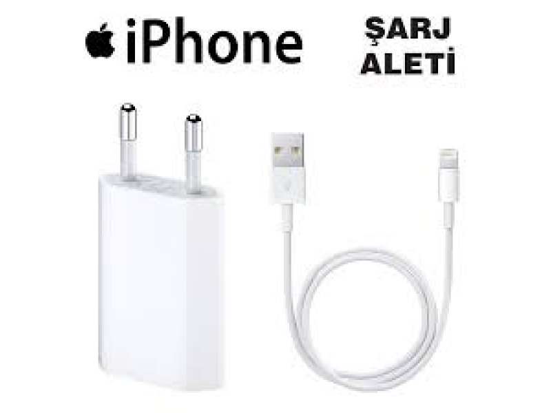 İphone Şarj Seti